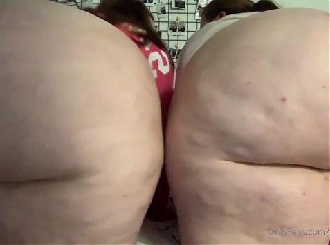 Spanish huge ass twins