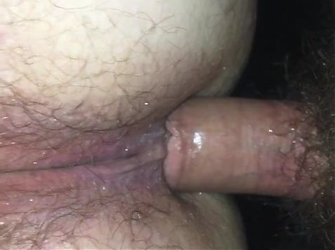 Wife squirts from anal