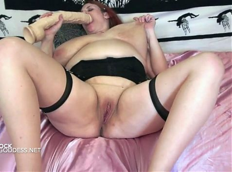 This huge boobs bitch loves a big cock inside her